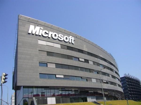 Microsoft también da a conocer sus últimos resultados financieros - Microsoft-Building-600x450
