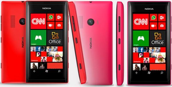 Nokia Lumia 505 llega a México a un precio bastante accesible - Nokia_Lumia_505-600x306