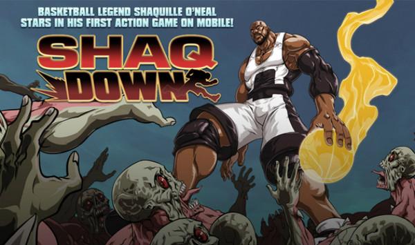 Shaquille O'Neal regresa... a los videojuegos - ShaqDown