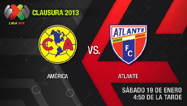 América vs Atlante en vivo, Clausura 2013 (Liga MX) - america-atlante-en-vivo-clausura-2013