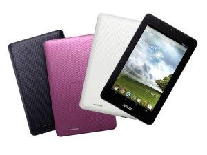 ASUS lanza su tablet MeMo de 7 pulgadas por 149 dólares