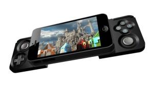 Accesorio de iPhone 5 ideal para videojugadores