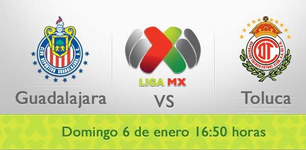 Chivas vs Toluca en vivo, Clausura 2013 (Liga MX) - chivas-toluca-en-vivo-clausura-2013