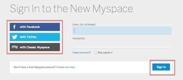 Cómo crear una cuenta en el nuevo MySpace - crear-cuenta-myspace-2