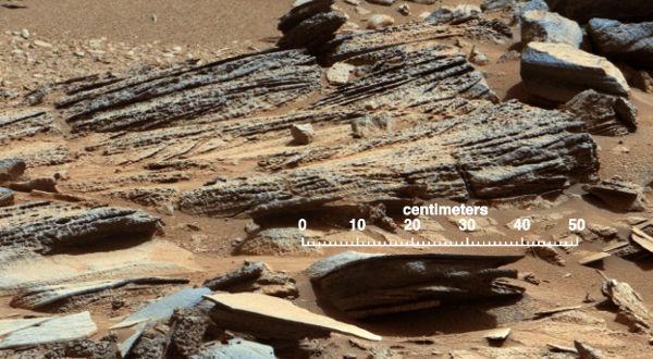 Curiosity comenzará a perforar roca que pudo estar en contacto con agua - curiosity-perforara-roca-en-marte-2