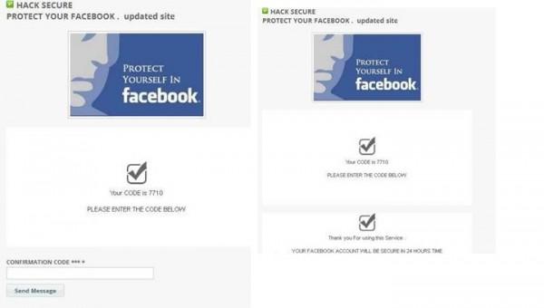 Norton advierte sobre una aplicación que duplica identidades en Facebook - facebook-phishing-600x340