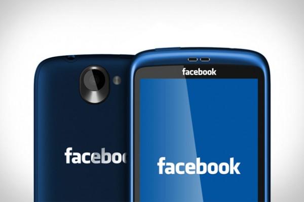 Facebook es la aplicación móvil mas utilizada en los EEUU - facebook-smartphone-600x399
