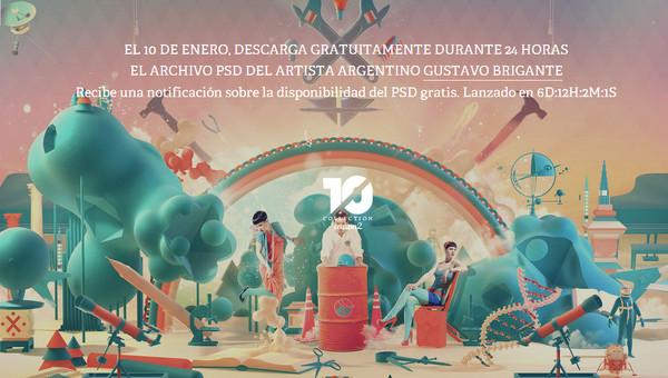 Fotolia lanza la segunda edición de TEN Collection, un evento creativo, digital y educativo - fotolia