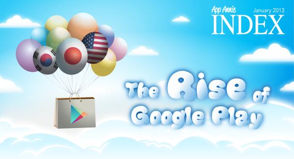 Google Play será mas rentable que la tienda de Apple este 2013 - google-play