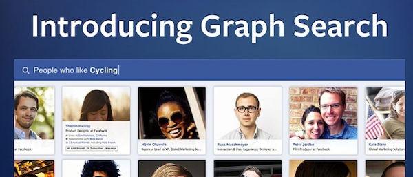 graph search Las acciones de Facebook caen tras la presentación de su buscador Graph Search