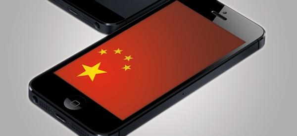Apple va por todo el mercado de China - iphone-5-china