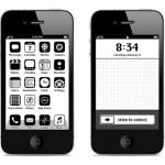 El iPhone 5 con interfaz del Mac OS de 1986 - iphone-5-mac-1986