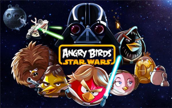 juego angry birds star wars Según estudio, Angry Birds es el juego más adictivo de Android para los niños