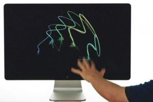 Asus incluirá control por gestos en sus nuevas computadoras