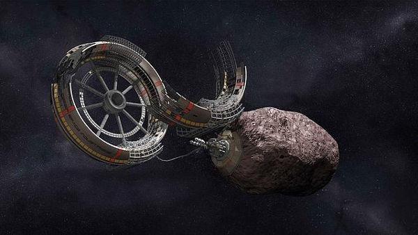 Anuncian proyecto para explorar diversos asteroides y recoger metales y otros materiales - proyecto-de-mineria-de-asteroides