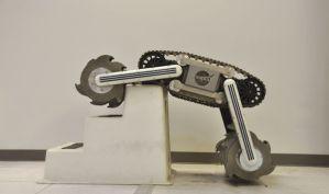 NASA desarrolla prototipo de robot excavador para buscar agua en la luna