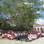 Samsung México apoyando a las comunidades Mayas - samsung-dona-comunidad-maya