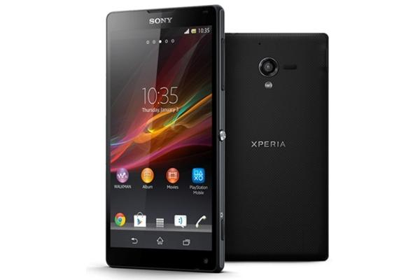 sony xperia zl Conoce el novedoso Sony Xperia ZL con pantalla táctil de 5 pulgadas [CES 2013]