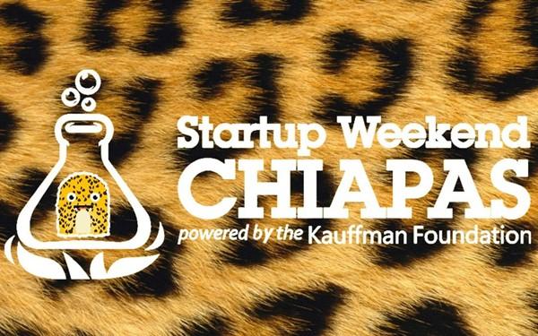 Participa en el Startup Weekend Chiapas y crea una empresa en solo 54 horas - startup-weekend-chiapas-logo