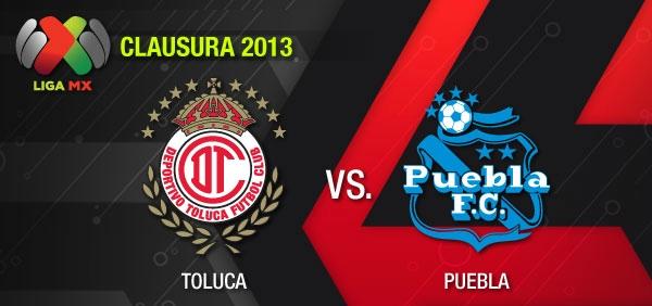 Toluca vs Puebla en vivo, Clausura 2013 (Liga MX) - toluca-puebla-en-vivo-clausura-2013
