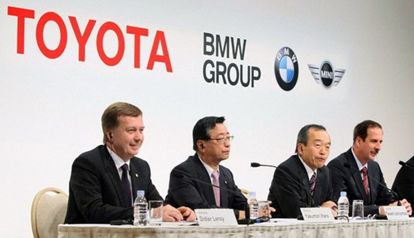 BMW y Toyota trabajarán en el desarrollo de tecnologías sustentables - toyota-bmw-tecnologia-sustentable