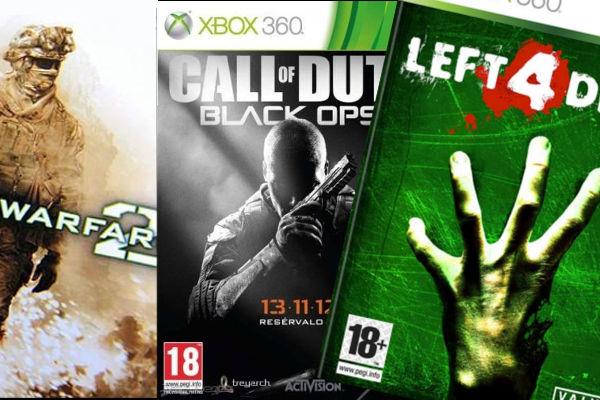 Organización Estadounidense ofrece dinero a cambio de videojuegos violentos - videojuegos-violentos-a-cambio-de-dinero
