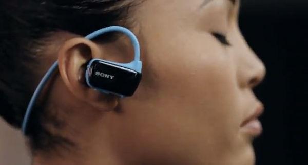 """Los nuevos """"Walkman"""" de Sony, diseñados para deportistas y usarse bajo el agua - walkman-de-sony-bajo-el-agua"""