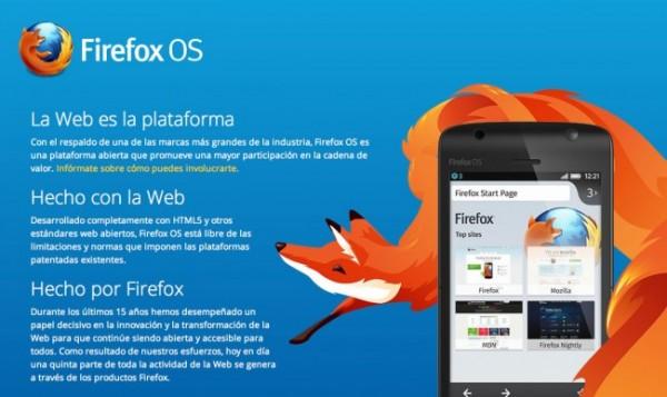 Firefox OS se presenta oficialmente en el Mobile World Congress 2013 - Firefox-OS-600x357