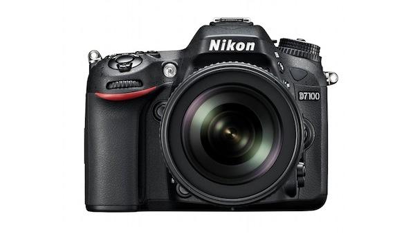 Nikon presenta su nueva cámara DX D7100 - Nikon-D7100