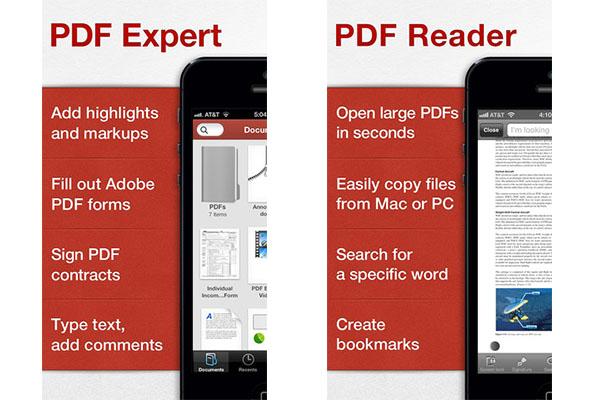 Abre y edita archivos PDF en tu iPhone con PDF Expert - PDF-Expert-iPhone