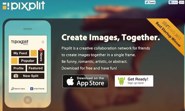 Crea divertidos collages en tu iPhone con Pixplit - Pixplit