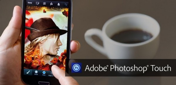 Aparece Photoshop Touch para smartphones con iOS y Android - adobe-photoshop-touch-600x292