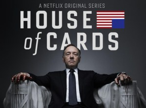 "Netflix nos deja ver gratis el primer episodio de su serie exclusiva ""House of Cards"""