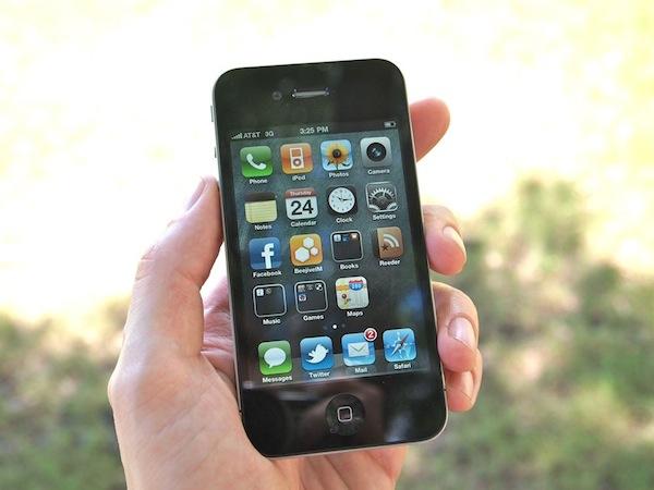 Celulares más populares y más buscados en Internet durante el 2012 - iPhone-4S