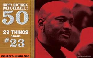 23 hechos acerca de Michael Jordan [Infografía]