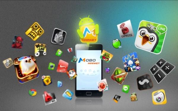 Mobo Market una excelente alternativa a la tienda de aplicaciones Google Play para Android [Reseña] - mobo-market-600x374