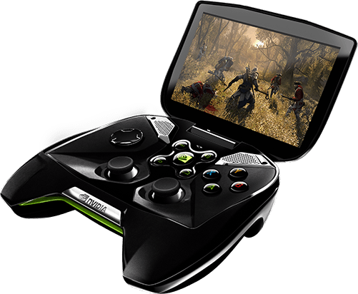NVIDIA nos muestra Borderlands 2 jugándose en un Project SHIELD - nvidia-project-shield