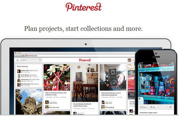 Pinterest ahora es valorada en 2,500 millones de dólares - pinterest-valuada-en-2.5-billones