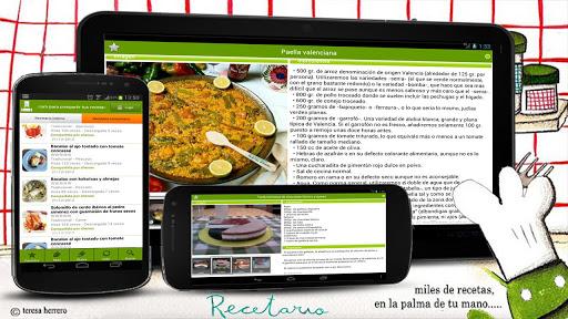 MobRecipes, cocina en comunidad