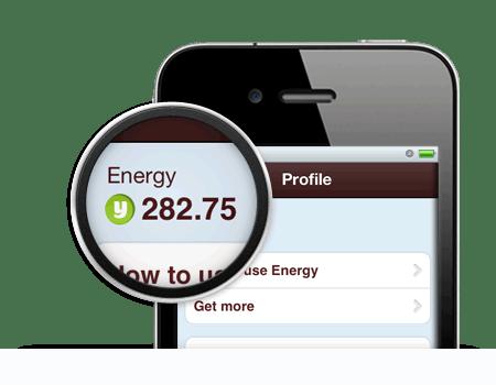Llamar y enviar SMS gratis desde tu celular con Yuilop - puntos-energia-yuilop