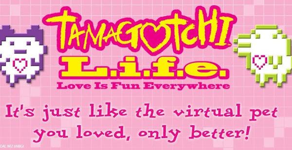 Tamagotchi oficial para Android disponible para descargar - tamagotchi-life-para-android