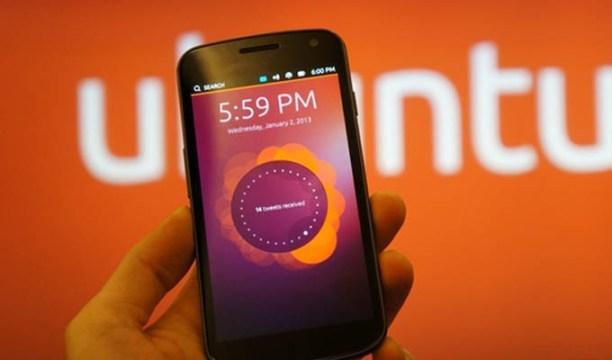 Smartphones con Ubuntu OS estarían disponibles a partir de octubre - ubuntu-phone-os