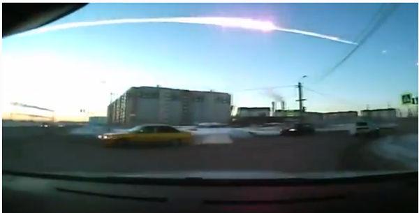 Videos del meteorito que impactó Rusia - videos-del-meteorito-rusia