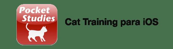 Apps para cuidar y jugar con tu gato - Cat-training-ios