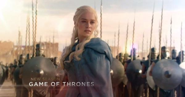 Game Of Thrones 3 temporada Games of Thrones es la serie más descargada del 2013