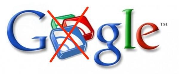 Alternativas a Google Reader - Google-Reader-muere-600x249