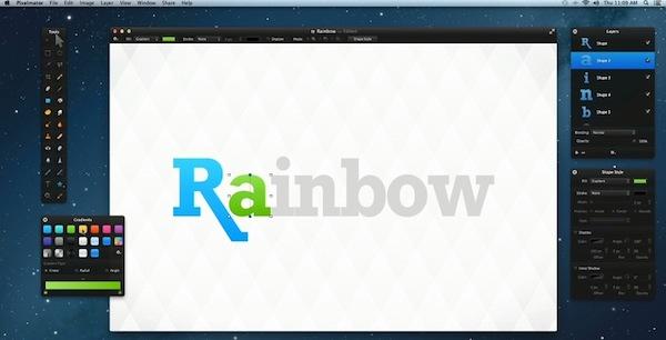 Pixelmator se actualizará a la versión 2.2 con interesante mejora - Pixelmator-2-2