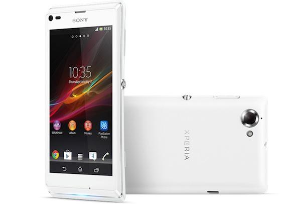 Xperia SP y Xperia L son presentados por Sony - Sony-Xperia-L