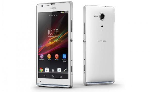 Xperia SP y Xperia L son presentados por Sony - Sony-Xperia-SP-600x364