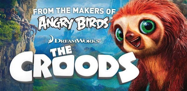 The Croods para iOS y Android disponible para descargar - The-Croods-juego-rovio